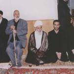 شب جمعه اول مسجد استاد و شاگرد
