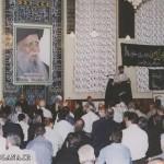 شب جمعه دوم مسجد آیت الله انگجی