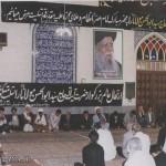 شب جمعه سوم مسجد نظیروندی