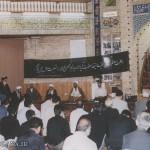 شب جمعه پنجم مسجد آیت الله مطهری